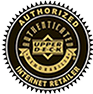 Upper Deck Authorized Internet Retailer badge