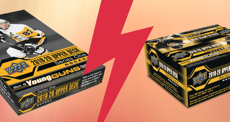 Retail Boxes vs. Hobby Boxes: What's the Difference?