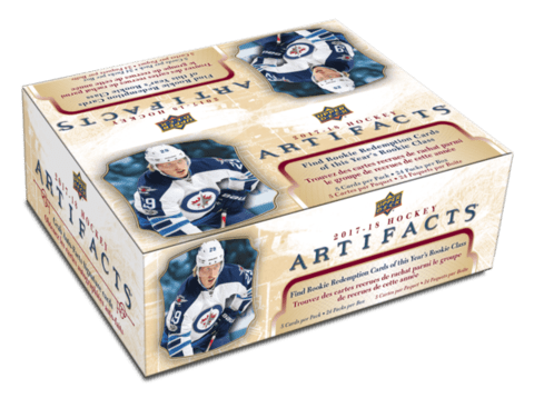 2017-18 ARTIFACTS HOCKEY