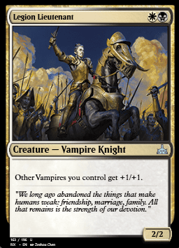 Sorin's Vampires: The Premier Aggro Deck in Standard
