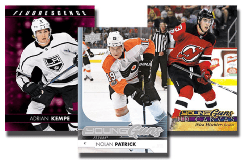 2017-18 Upper Deck Series 2