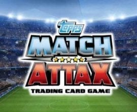 2019-20 Topps Match Attax Trading Card Booster Box