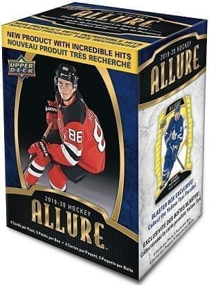 2019-20 Upper Deck Allure Blaster Box