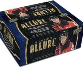 2019-20 Upper Deck Allure Retail Box