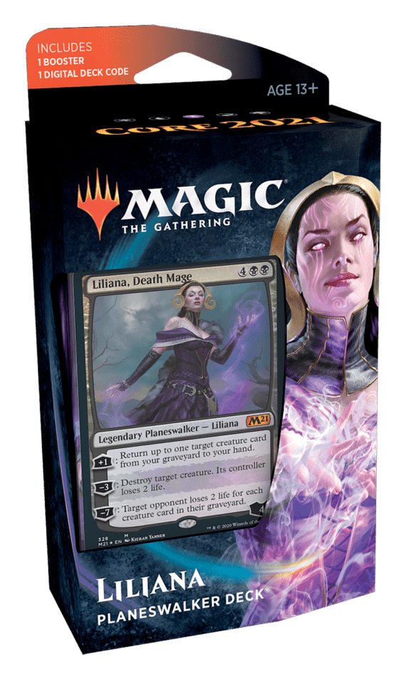 Core Set 2021 Planeswalker Deck