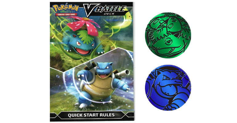 Learn How To Play The Pokémon TCG With The V-Battle Deck Bundle